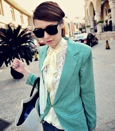 2012秋季女装流行款 混搭风是主流 中的图片