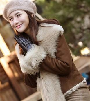 保暖有型很时尚 冬装新款美搭推荐  中的图片