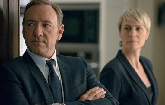 Netflix神剧《纸牌屋》第二季大热 将拍第三季 中的图片