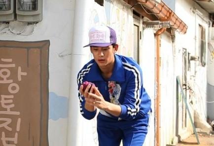 """""""叫兽""""金秀贤其实是个帽子控 中的图片"""
