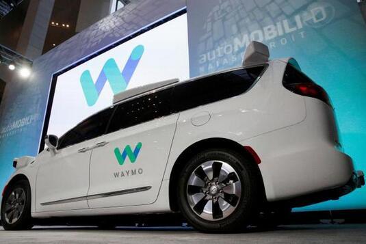 谷歌展示新版无人驾驶系统:把激光雷达成本降低了90% 中的图片